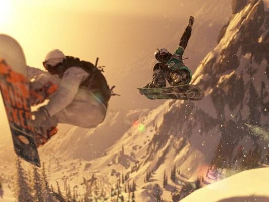 Steep: disponibile il Pacchetto Winterfest, ecco un video e qualche immagine - Notizia - PS4