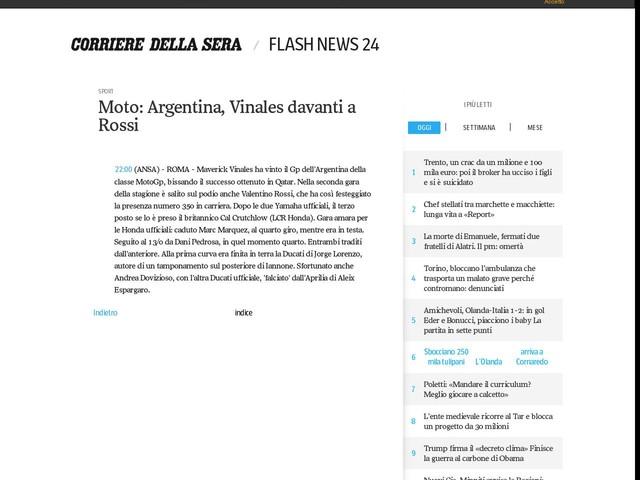 Andrea Dovizioso Argentina
