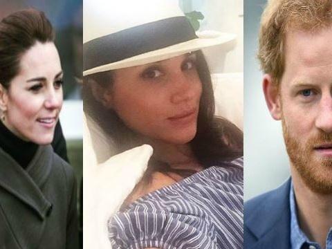 Kate Middleton furiosa: il matrimonio tra Harry e Meghan sta…