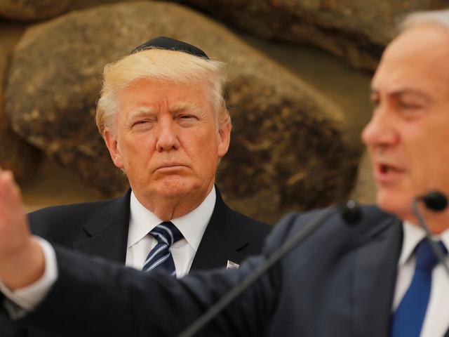Trump vara l'avvio del negoziato tra Israele e Palestina, a meno che la sua sorte non precipiti prima