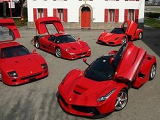 Il fascino Ferrari sbarca ad Alghero