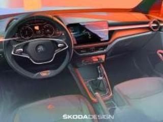 Nuova Skoda Fabia 2021, ecco come sarà fatta dentro
