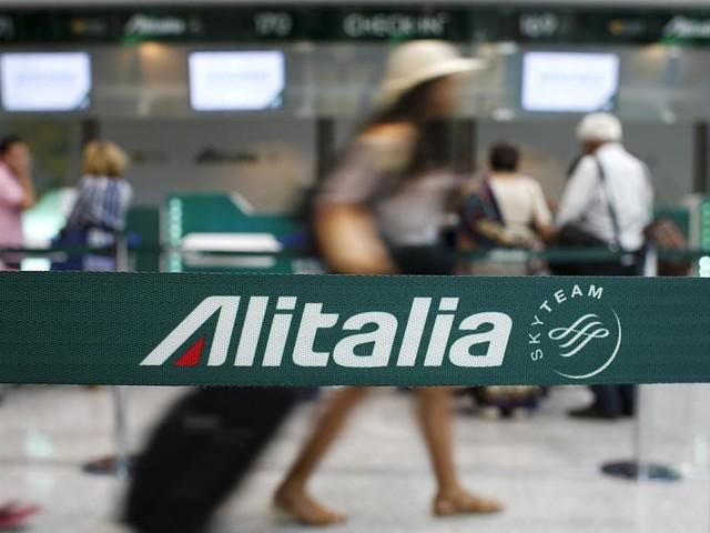 Alitalia, 200 voli cancellati per sciopero personale