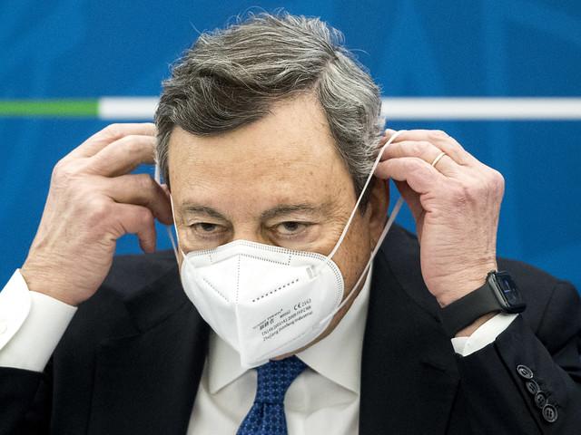 Draghi sposa il rigore. E dice no a Salvini