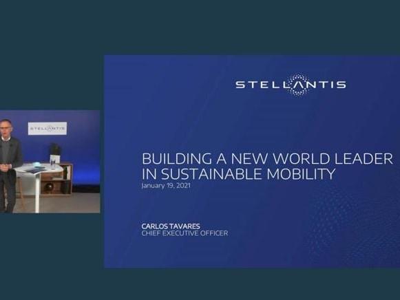 Stellantis: Tavares, 39 veicoli elettrificati entro il 2021
