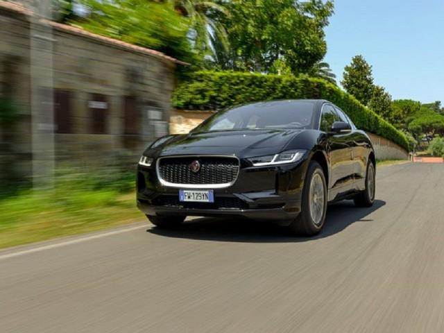 Jaguar i-Pace: la prova su strada