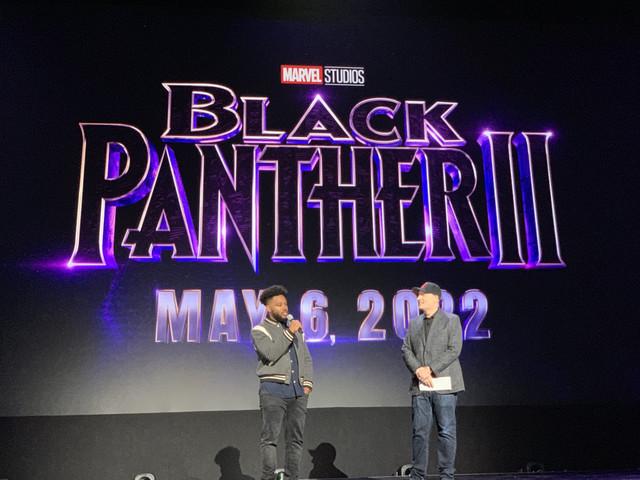 Black Panther 2 arriverà al cinema il 6 maggio 2022