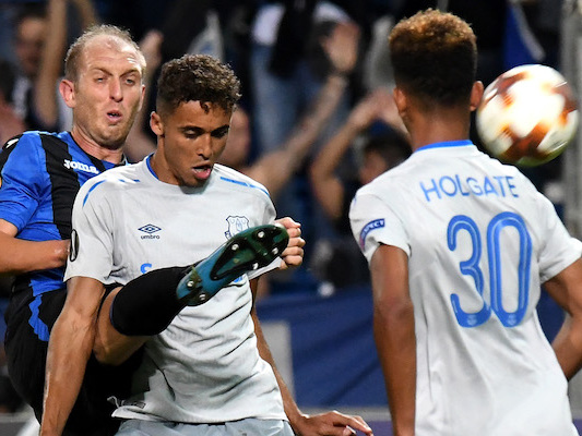 Dove guardare Everton-Atalanta in streaming e in diretta tv