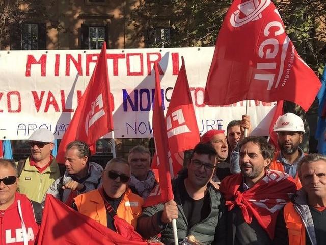 Terzo valico al buio, sciopero e sit-in a Roma