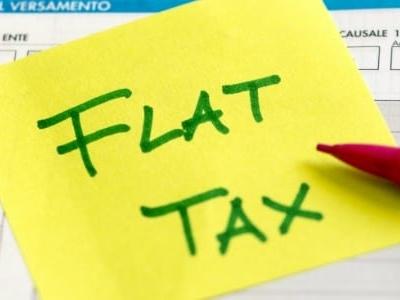 Flat Tax: cos'è e come funziona