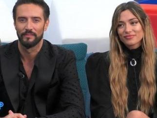 """GF Vip, Alex Belli e Soleil Sorge dopo il bacio: """"C'è una grande complicità"""""""