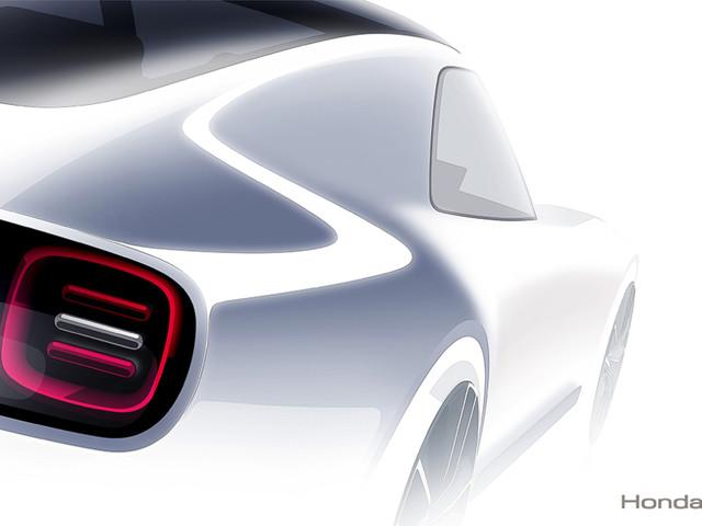Novità elettriche Honda al prossimo Salone di Tokio