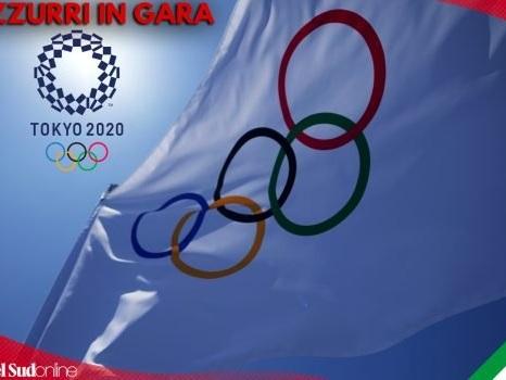 Olimpiadi Tokyo: programma italiani in gara domani lunedì 2 agosto: Ferrari, Battocletti e Osakue