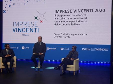 'Imprese Vincenti' a Bologna con 12 pmi eccellenti