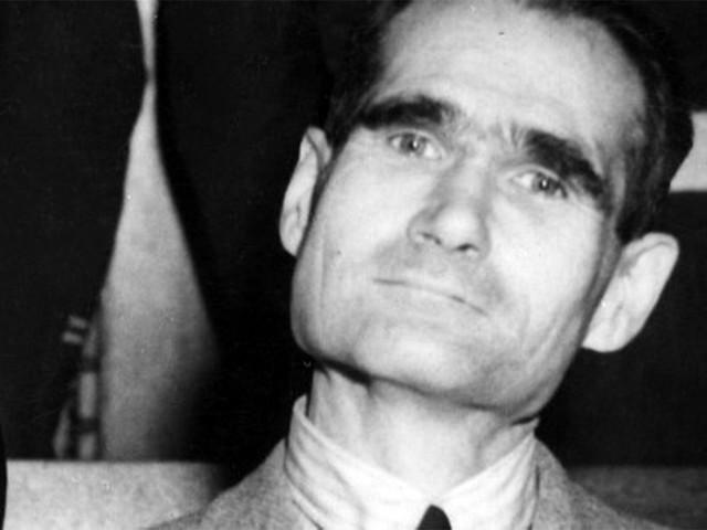 Biografia di Rudolf Hess