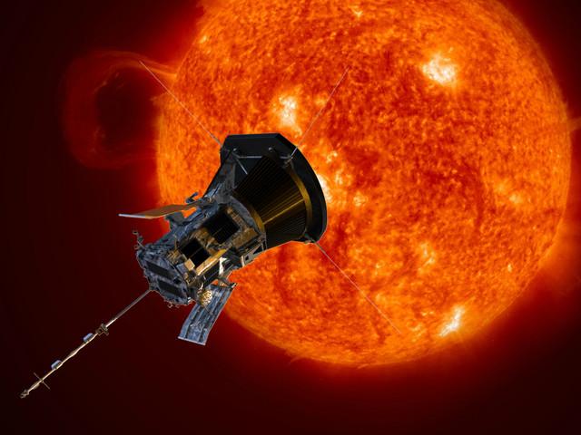 NASA, la sonda Parker Solar Probe in viaggio dopo la partenza da Cape Canaveral