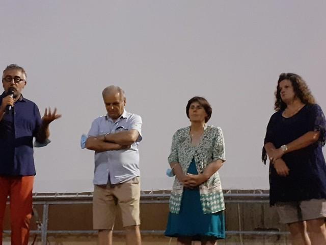 """A """"Cinema in Rocca"""" di Scandiano i racconti dal set di Volevo Nascondermi di Majo e degli """"Attori Locali"""" (VIDEO INTEGRALE E FOTOGALLERY)"""