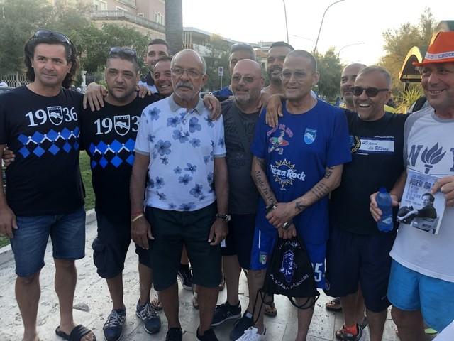 """Leo Junior a Pescara – """" Auguro ai biancazzurri la promozione in A…"""""""