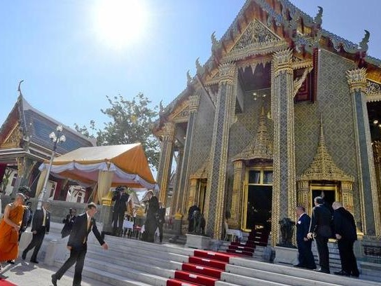 Scossa di terremoto fra Laos e Thailandia: le case oscillano a Bangkok nel giorno della visita del Papa
