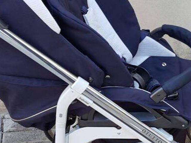 Investita mamma con passeggino: paura per una bimba di 11 mesi