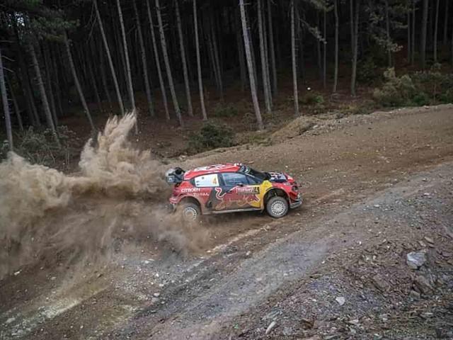 WRC, Duello Citroen tra Lappi e Ogier in Turchia