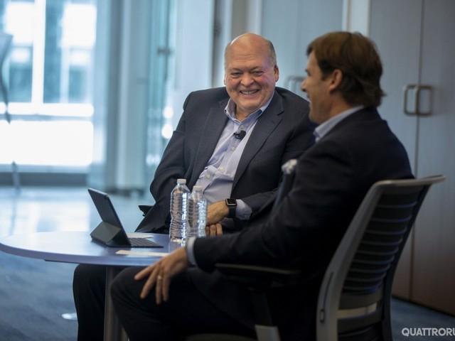 Ford - Jim Hackett lascia il ruolo di ad e presidente a Jim Farley