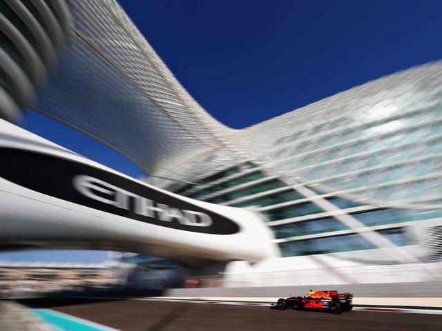 Formula 1 - Il gran finale ad Abu Dhabi