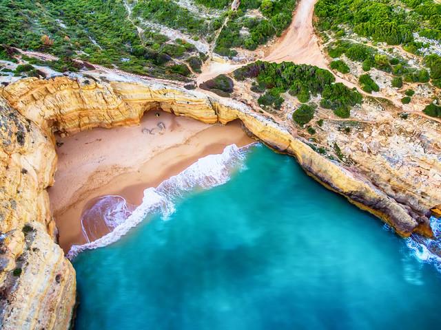 Vacanza in Algarve: volo a/r + 3 (o più) notti in ottima struttura sul mare con colazione da 141€!
