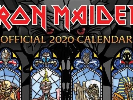 Iron Maiden Tour 2020 a Bologna: biglietti e scaletta