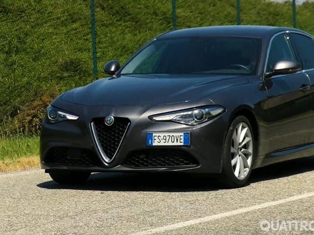 Millennials On The Road - Gli allievi del Master in Marketing Auto guidano l'Alfa Romeo Giulia - VIDEO
