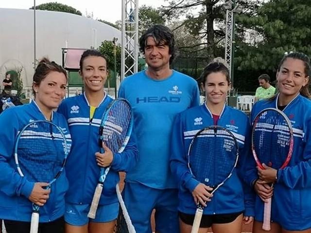 Tennis A1 femminile, al Faenza serve un pareggio per raggiungere la salvezza