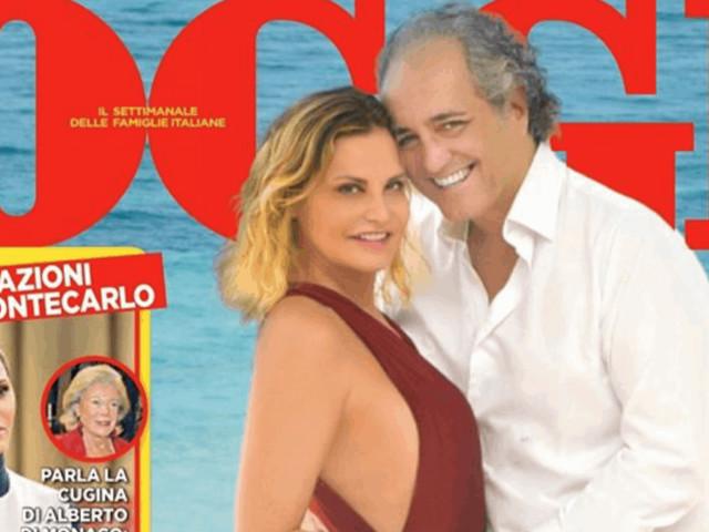 Simona Ventura pazza di gioia per il suo matrimonio e la luna di miele con Giovanni Terzi (Foto)