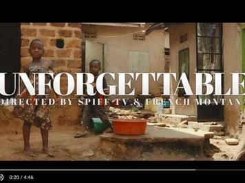 French Montana e il singolo Unforgettable feat. Swae Lee: video e traduzione del testo