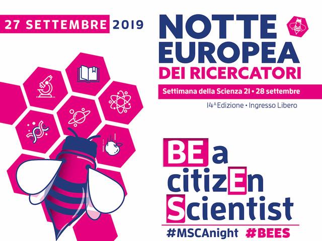 Parte il conto alla rovescia per la Notte Europea dei Ricercatori BEES: centinaia di eventi in 30 città italiane grazie a 60 partner