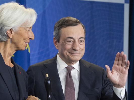 Il sobrio addio di Mario Draghi alla Bce