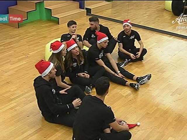 Amici 17   Puntata 21 dicembre 2017   In diretta dalle ore 13:50