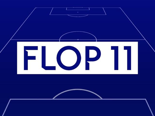 Fantacalcio, la Flop 11 della 19^ giornata di Serie A