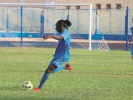 Il sogno di Mustapha Jarjou, dal Gambia al Marsala calcio