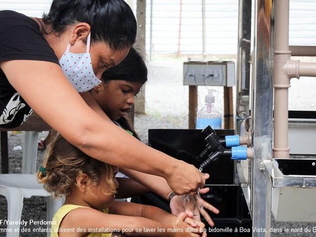 Miliardi di esseri umani privi di acqua potabile e servizi igienico-sanitari