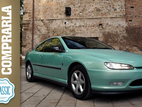 Peugeot 406 Coupé, perché comprarla... Classic