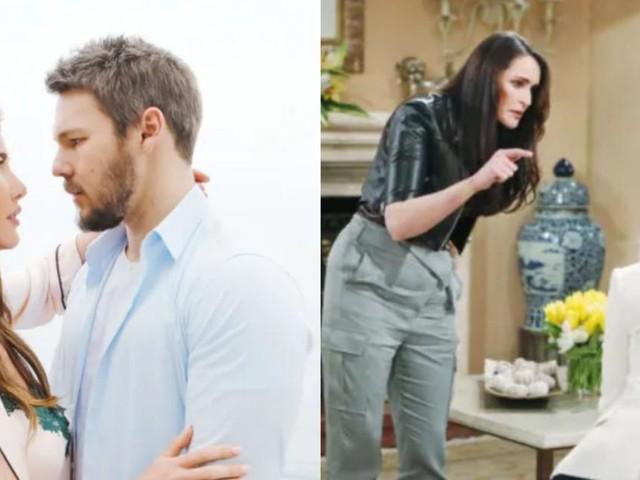Beautiful, spoiler Usa: Steffy e Liam sempre più vicini, Quinn torna ad essere cattiva