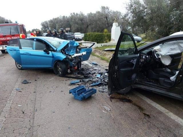 Brindisi, terribile incidente sulla strada per il mare: morti due coniugi e una 40enne