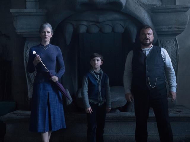 Il mistero della casa del tempo, una clip dal fantasy con Jack Black e Cate Blanchett