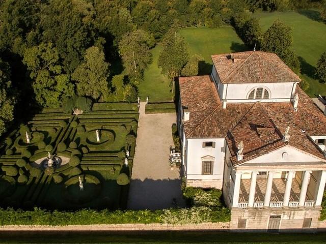 Visita guidata a Villa Molin e allo splendido giardino all'italiana
