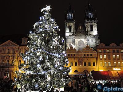 Mercatini di Natale a Praga: Volo + 3 notti in Hotel 3* a 109€