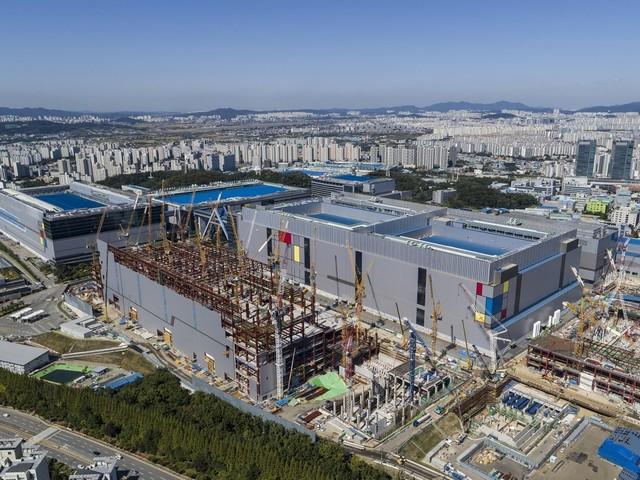 Anche Samsung vuole produrre chip di ultima generazione in America