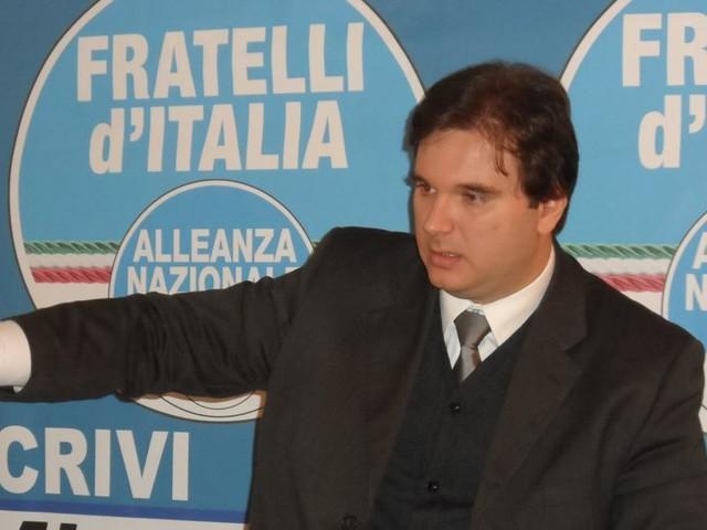 """Francesco Minutillo (FdI) sul coordinamento antifascista: """"Ridicolo e contro il libero pensiero"""""""