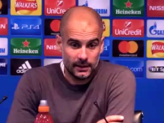 """Guardiola, le splendide parole per il Napoli: """"Quasi impossibile batterli""""   VIDEO"""