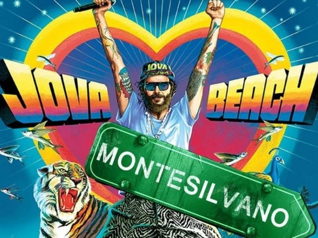 È ufficiale: Montesilvano sarà la location del Jova Beach Party. Appuntamento in spiaggia il 7 settembre