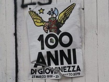 L'Italia è stata invasa da volantini fascisti